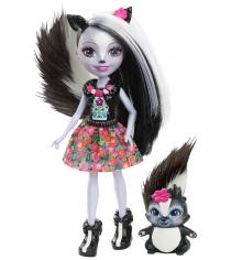 Кукла Enchantimals Sage Skunk с питомцем DYC75