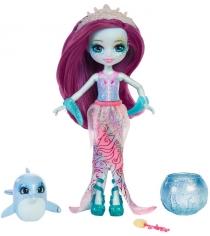 Кукла Enchantimals Дольче Дельфина с питомцем FKV55