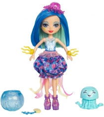 Кукла Enchantimals Джесса с питомцем FKV57