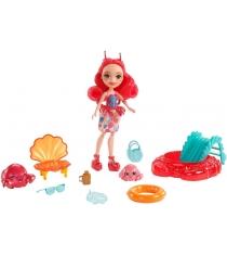 Кукла Enchantimals Камео с питомцами FKV60