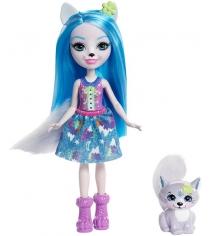 Кукла Enchantimals Волчица Винсли с питомцем FRH40