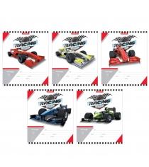 Тетрадь в линейку racing 12 листов Erich Krause 42552