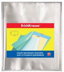 Обложки для тетрадей 306x426 мм 10 штук Erich Krause 44509EK