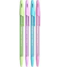 Ручка шариковая r 301 spring 0 7 мм синяя Erich Krause 31059EK