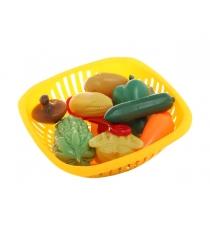 Игровой набор Овощи 10 предметов EstaBella 62095