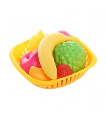 Игровой набор Идем в магазин Овощи и фрукты 8 предметов EstaBella 62096