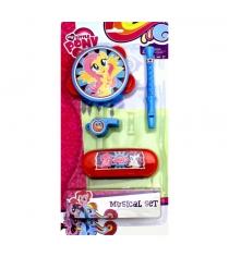 Набор детских музыкальных инструментов 2 Май Литл Пони 4 предмета EstaBella 64977