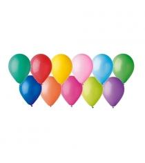 Набор шариков ассорти пастель 100 шт 30 см Europa Uno Trade 1101-0006