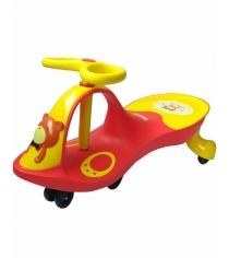 Каталка Everflo Smart car mini красная