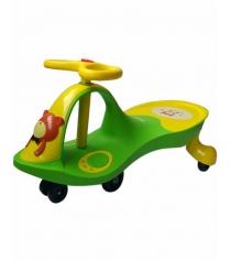 Каталка Everflo Smart car mini зеленая