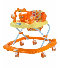 Ходунки Everflo Мышонок оранжевые