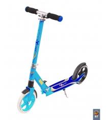 Самокат детский 2х колесный Explore target голубой 3406...