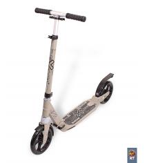Самокат детский 2х колесный Explore buran серый 4704