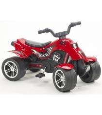 Квадроцикл Falk красный педальный 84 см FAL 600