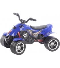 Квадроцикл Falk синий педальный 84 см FAL 611