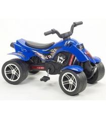 Квадроцикл Falk синий педальный 84 см FAL 601