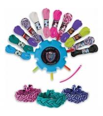 Набор для плетения фенечек Fashion angels школа монстров 64055