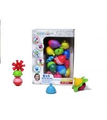 Игрушка развивающая 5 в 1 lalaboom 30 предметов Fat Brain Toys BL250