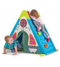 Дом игровой 3 в 1 из пластика Feber FE 800011400