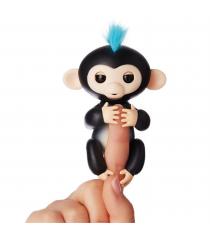 Fingerlings Ручная обезьянка Финн 3701A интерактивная игрушка робот WowWee