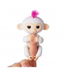Fingerlings Ручная обезьянка София 3702A интерактивная игрушка робот WowWee