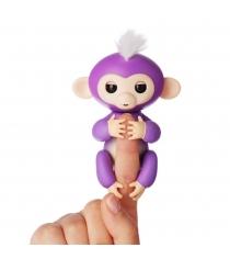 Fingerlings Ручная обезьянка Миа 3704A интерактивная игрушка робот WowWee