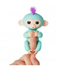 Fingerlings Ручная обезьянка Зоя 3706A интерактивная игрушка робот WowWee