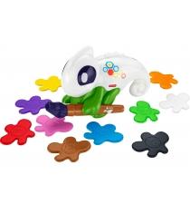 Интерактивная развивающая игрушка Fisher-Price Обучающий хамелеон FCH23...