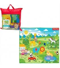 Игровой коврик для малышей средний в сумке Fisher Price Т11343...