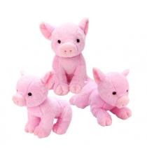 Мягкая игрушка свинка хрюня 16 см Fluffy Family 681534