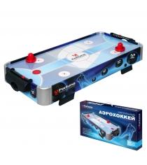 Настольная игра Fortuna аэрохоккей hr-31 blue ice hybrid 07748