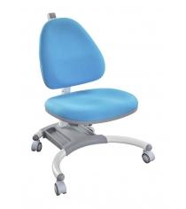 Детское кресло FunDesk SST4 серый голубой