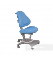 Кресло для дома FunDesk Bravo серый голубой