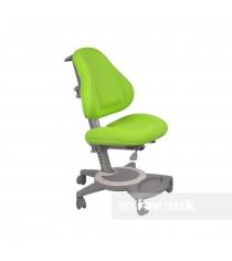 Кресло для дома FunDesk Bravo серый зеленый