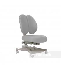 Ортопедическое кресло FunDesk Contento серый
