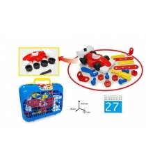 Игровой набор инструментов G.B. Fabricantes в чемодане 27 предметов 07/1281