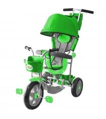 Трехколесный велосипед Galaxy Лучик-1 зеленый 5595...