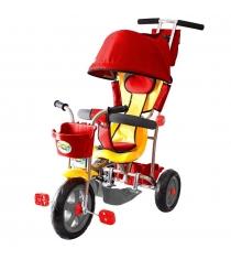 Трехколесный велосипед Galaxy Лучик-1 красный 5596...