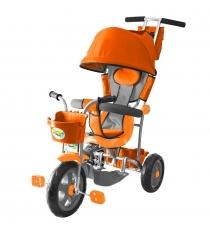 Трехколесный велосипед Galaxy Лучик-1 оранжевый 5599...