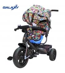 Велосипед 3х колесный Galaxy лучик vivat звезды 6584...
