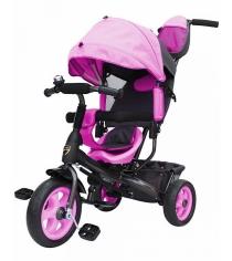 Велосипед Galaxy Лучик Vivat розовый