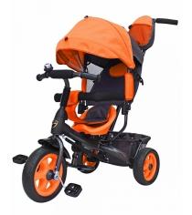 Велосипед Galaxy Лучик Vivat оранжевый