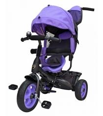 Велосипед Galaxy Лучик Vivat фиолетовый