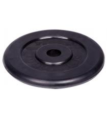 Диск обрезиненный Titan d 26 мм чёрный 15 кг 1065