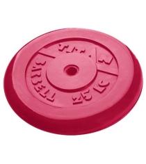 Диск обрезиненный Titan d 26 мм красный 25 кг СГ000000082
