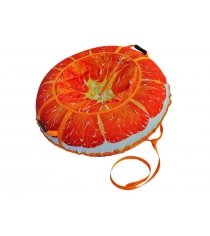 Тюбинг Митэк 110 см Сочный апельсин СГ000002226
