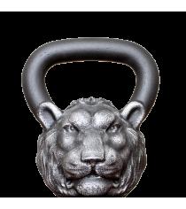 Гиря Iron Head Лев 24 кг СГ000002530