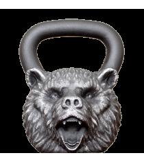 Гиря Iron Head Медведь 24 кг СГ000002532