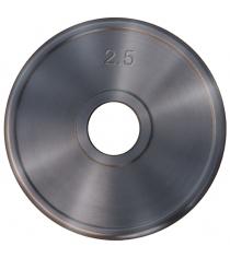 Диск хромированный ProfiGym 2,5 кг СГ000002843