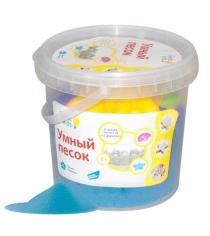 Набор умный песок голубой 1 кг Genio kids ssr103